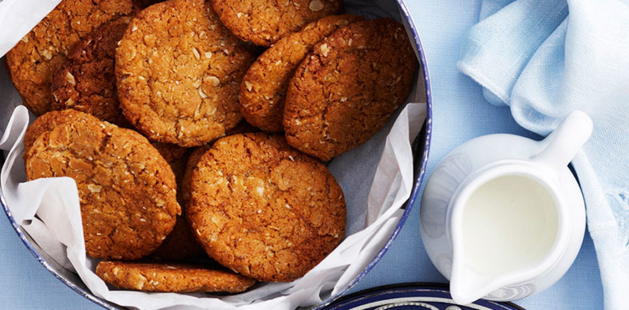 Anzac Biscuits With Wattle Seed