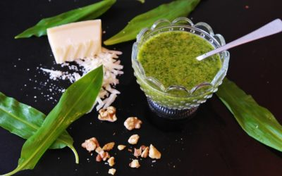 Kale & Parsley Pesto